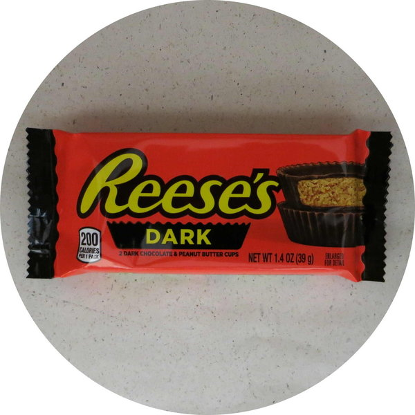 Hershey`s Reese`s Dark Peanut Butter Cups 39g